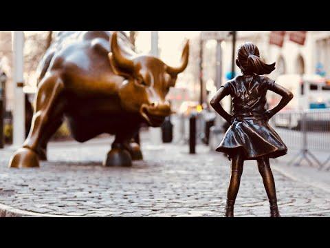 NEW YORK CITY 2018: WALL STREET [4K]