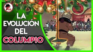 Naruto: Historia y Evolución del COLUMPIO (Especial Navidad 2020)