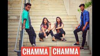 #nehakakkar Chamma Chamma Dance choreography by Shona pal|