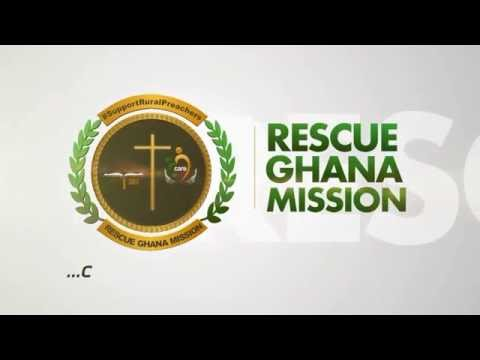 HOW TO DONATE TO RESCUE GHANA MISSION