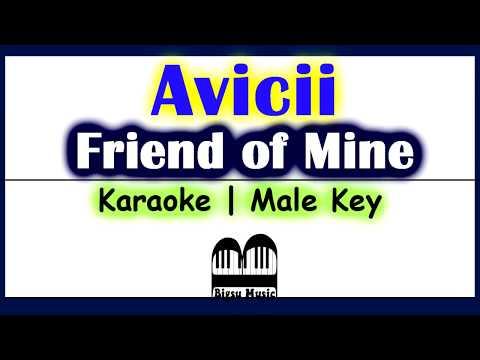 Avicii - Friend Of Mine (Piano Karaoke | Lyrics Video) ft. Vargas & Lagola