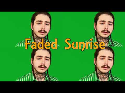 *free*-bedroom-pop-post-malone-type-beat---faded-sunrise