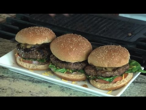 How to Cook Burgers With Coca-Cola : Culinary Arts