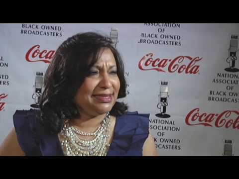 Joan Pendergrass talks about tribute to Teddy