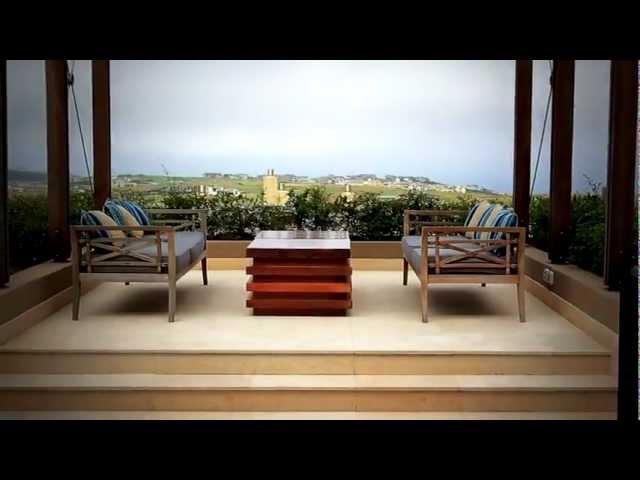 Video over het Hyatt Regency Oubaai Golf Resort & Spa op de Garden Route in Zuid-Afrika.flv