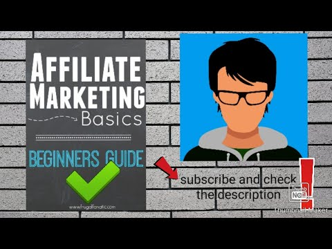 Affiliate marketing guide – YOU DO NOT need a website