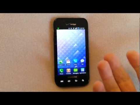 Samsung Galaxy S Fascinate SCH-I500 - 2GB - Black (Verizon) Smartphone