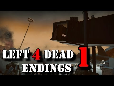 Left 4 Dead - All Endings