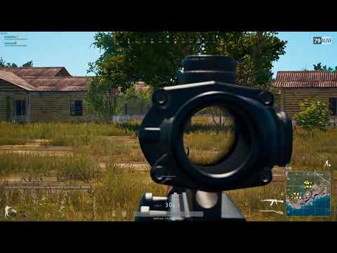 PLAYERUNKNOWN'S BATTLEGROUNDS: Double kill | Shot with GeForce GTX