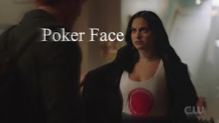 Veronica Lodge x Poker Face