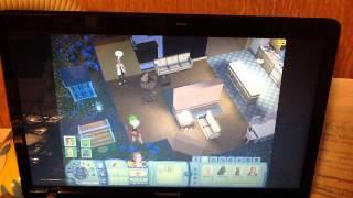 Lets Play Sims 3 вперёд в будущее дополнение