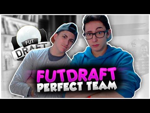 FIFA 16 | FUT DRAFT con xBuyer | El equipo perfecto