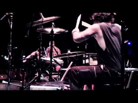 Branden Steineckert of Rancid (Radio - Drum Cam)