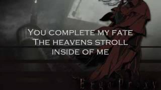 Ergo Proxy full OP with lyrics