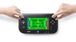 Wii Party U: Tabletop Foosball Gameplay (gamescom 2013)