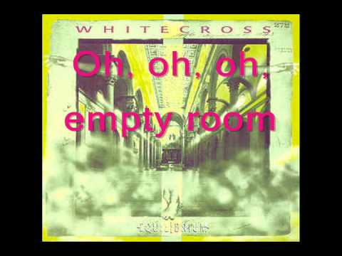 Whitecross - Collide (Lyrics)