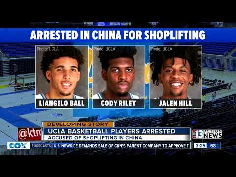 LiAngelo Ball, 2 other UCLA players future uncertain after shoplifting arrest in China