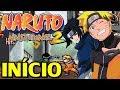 Naruto Ninja Council 2 (GBA) - O Início em Português