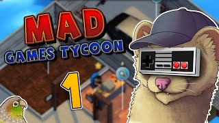 SPORTSBALL - Mad Games Tycoon - PART 1