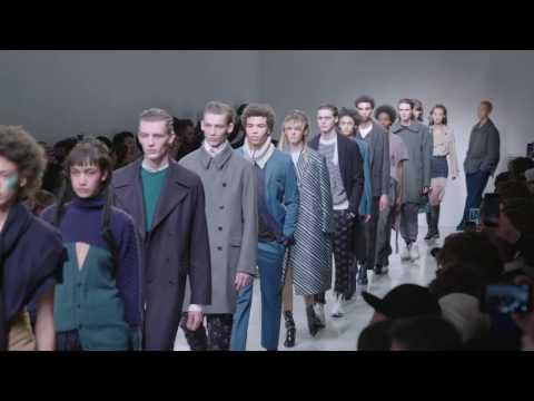 Day 2 at London Fashion Week Men's January 2017