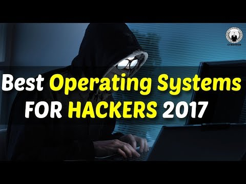 Top 15+ Best Operating Systems For Hackers 2017