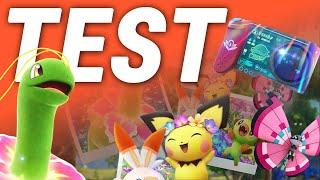 DES POKÉMON SAUVAGES APPARAISSENT ! - New Pokémon Snap - TEST