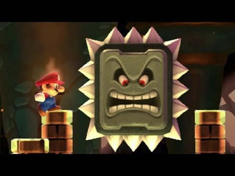 Super Mario Maker - 100 Mario Challenge #190 (Expert Difficulty)