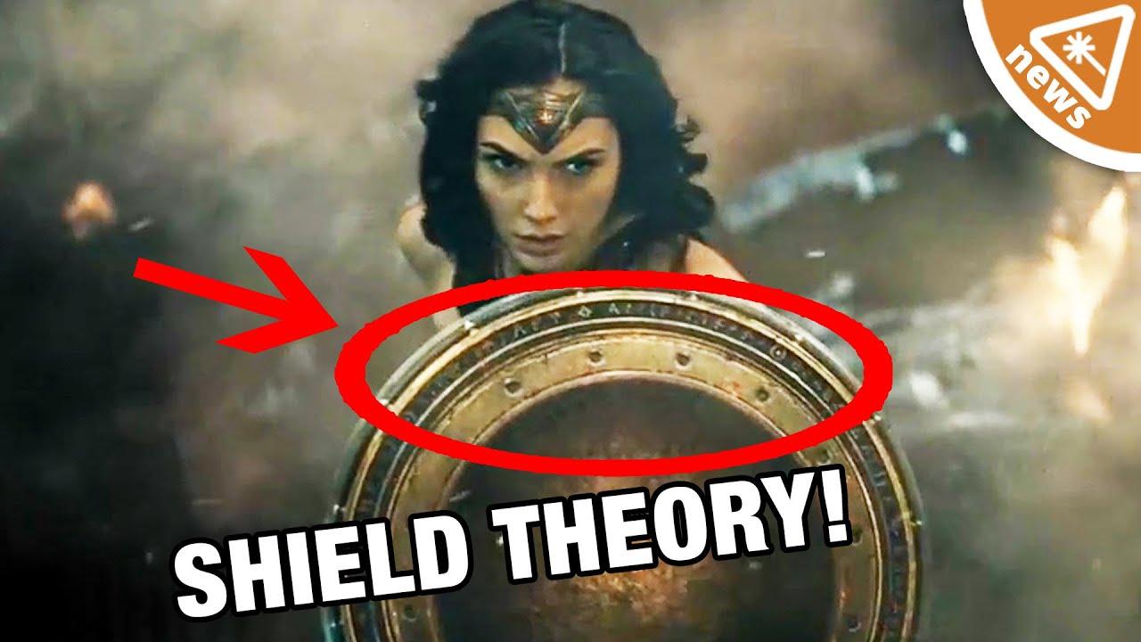 What Does Wonder Womans Shield Mean In Batman V Superman -2073