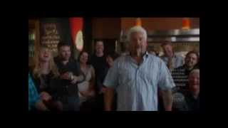 Diners, Drive Ins and Dives Under the Hood at Forte