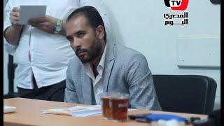 مالك عدلي في تكريم «المصري الديمقراطي»: مش قادر أحتفل و«محمود السقا» لسه في السجن