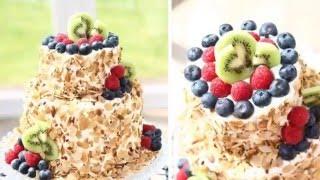 Торт ,, для Красоты и Здоровья '' правильное питание / Вариант системы Минус 60 / как похудеть