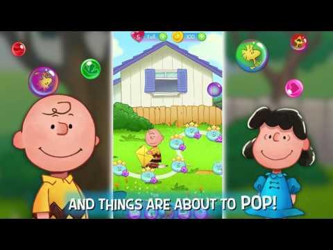 « Bande-annonce de Snoopy Pop de Jam City » Légende (vidéo) : Snoopy Pop de Jam City
