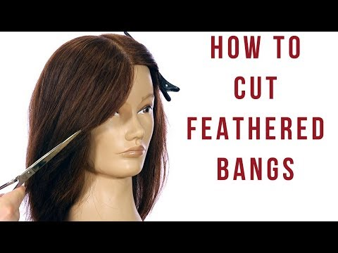 Feathered Layers Haircut Tutorial