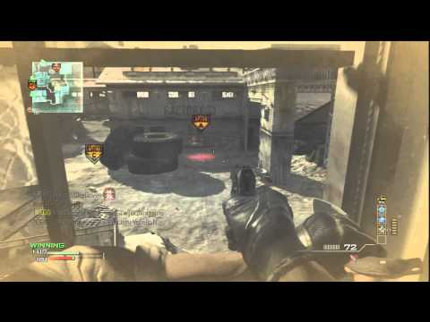 MW3 | Knife Only MOAB Fail | 23-0