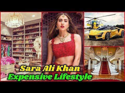 Lifestyle Of Sara Ali Khan | Boyfriend | Age | Family | Career | Net Worth | Biography | Education