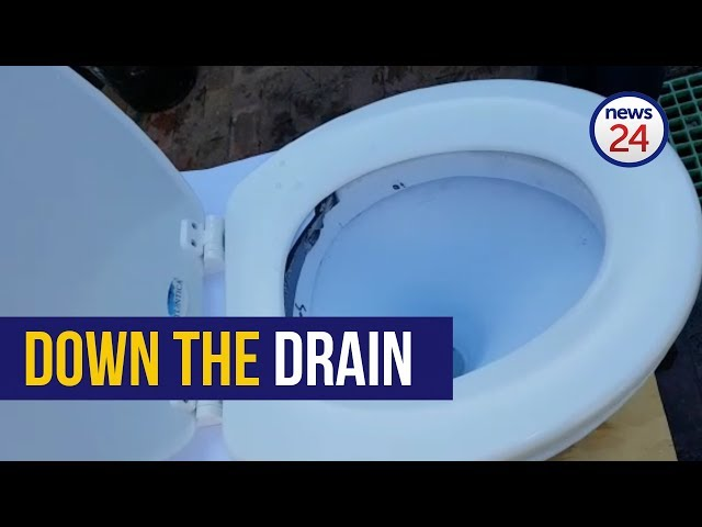 WATCH: New toilet uses 2 litres of water instead of the average 11 litres