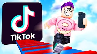 Can You ESCAPE TIK TOK In This ROBLOX GAME!?
