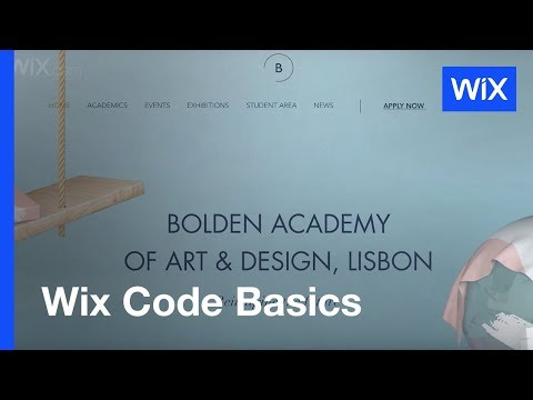 Wix Code | How to Present Visitors' Data on Your Website