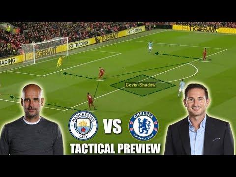 How Chelsea Should Set-up Against Man City   Tactical Preview   Lampard Vs Guardiola