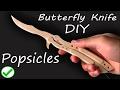 CS:GO Butterfly knife popsicle DIY Tutorial