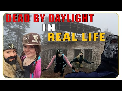 Dead by Daylight in Real Life - Special - Part 100 [Meg & Jake]