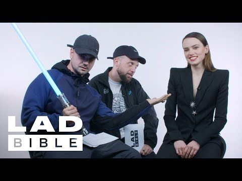 Download Youtube: Kurupt FM Interviews Star Wars: The Last Jedi's Daisy Ridley On Lightsabers, Grime and Wiley