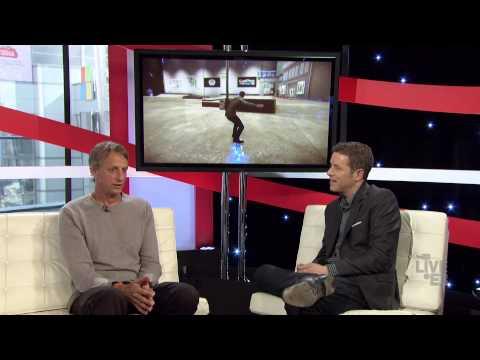 Tony Hawk Pro Skater - Tony Reveals The First Footage at E3