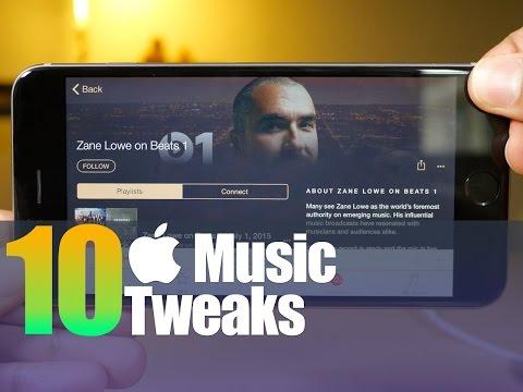 9 Tweaks que mejorarán tu experiencia con Apple Music