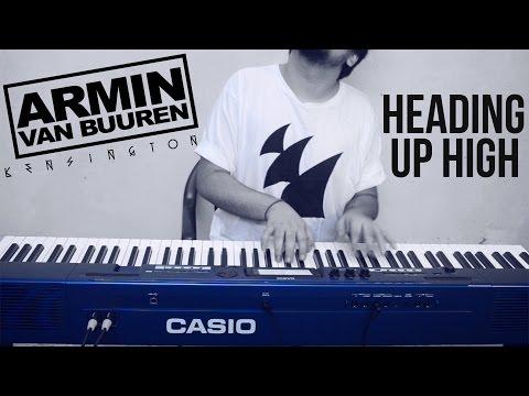 Armin van Buuren feat. Kensington - Heading Up High (EPIC Piano Cover)