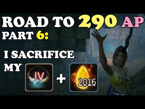 BDO - Road To 290 AP Part 6: I Sacrifice My TET Laytenn and Caphras Stones To...