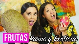 Probando Frutas RARAS Asiáticas y Más - Frutas Exoticas! SandraCiresArt