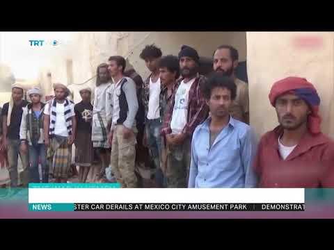 Houthi rebels release footage showing 'captured' Saudi troops
