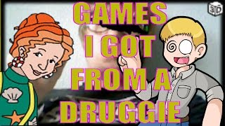 Games I got from a Druggie; Part 1; Magic School Bus: Oceans