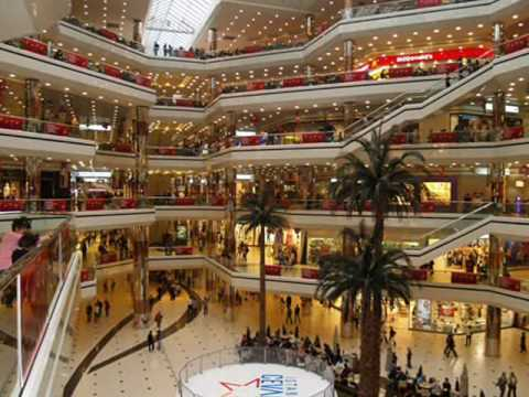 World's Largest Shopping Malls